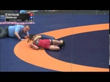 60kg True 3rd, Teshya Alo, Titan Mercury WC vs Rachel McFarland, Gator OKCU