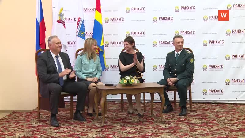 52 выпускника Президентской академии получили дипломы