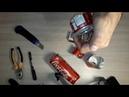 Coca-Cola alcohol burner, something went burner