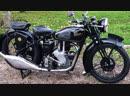 Мотоцикл Velocette MSS 500cc, 1937 года