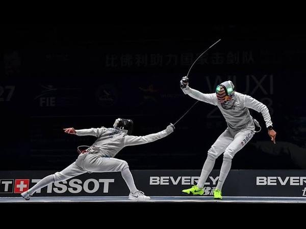 Wuxi 2018 Team Men's Foil Final's Highlights - Senior World Fencing Championships