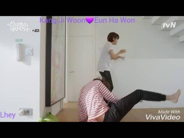 Kang Ji Woon💜Eun Ha Won [ I'VE FALLEN FOR YOU]