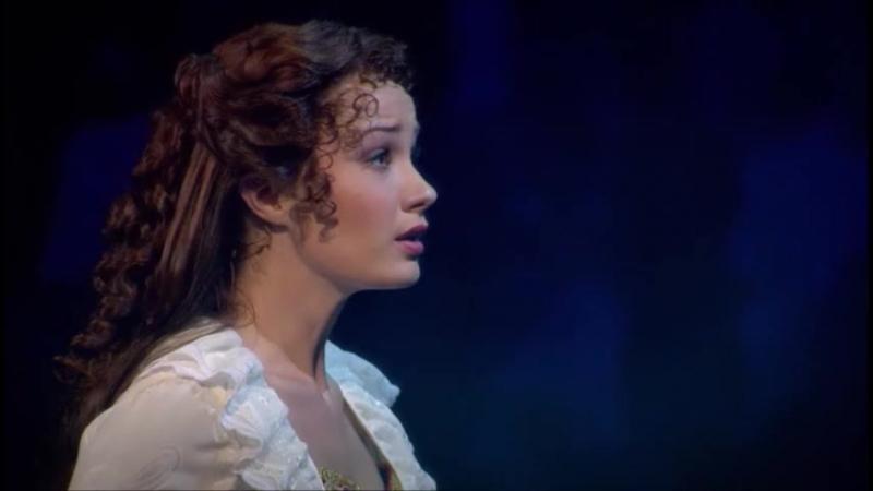 Призрак Оперы 25 лет в Королевском Альберт Холле акт 1 с субтитрами