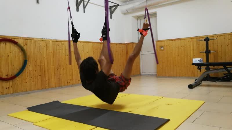Упражнения на Альфа Гравити