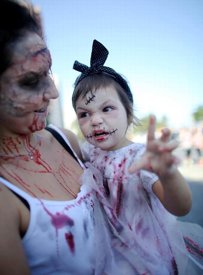 Да я вас сейчас порву и съем: Истории из жизни маленьких латиноамериканских зомби