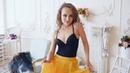 Natalie. Salsa solo show. Ladies style