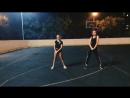 сестринские танцы 3