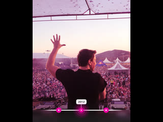 Hardwell live at Dream Valley Festival 2012