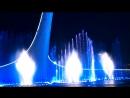 Поющие фонтаны в Адлере (Сочи) Олимпийский Парк