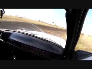 Самый быстрый из советских авто. Автобатл на трек. Москвич, Волга, Запорожец