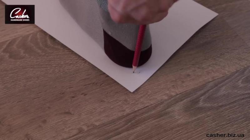 Как правильно измерить длину стопы✏📏