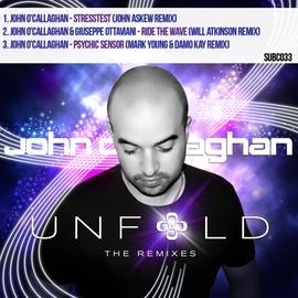 John O'Callaghan альбом Unfold (The Remixes - Part 1)