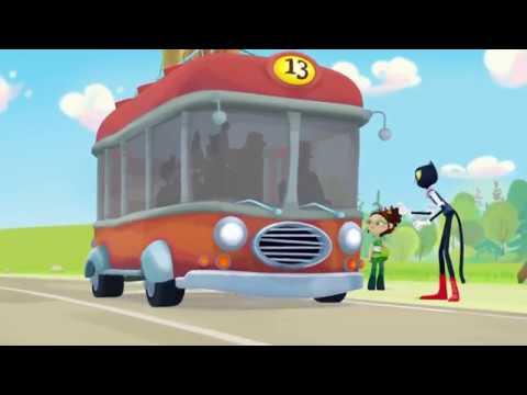 Сказочный патруль Всё под контролем - серия 6 - Современные мультфильм для детей и подростков