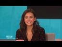 Nina Dobrev interview on the Talk Show 17 Jan 2019