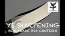Benchmade 810 Contego - супер универсальный нож!