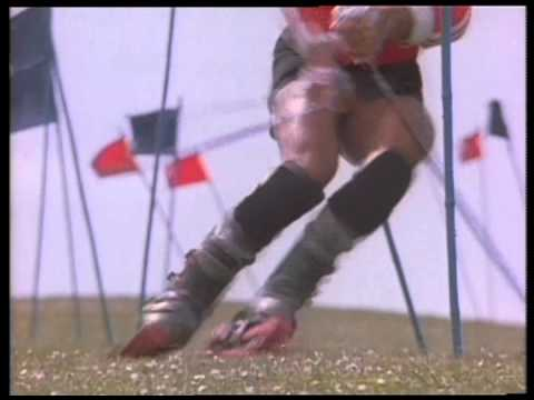 Roller Skiing From 1984s Ski Country