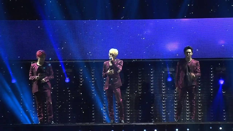JYJ 100 Breathtaking Live Performance - In Heaven