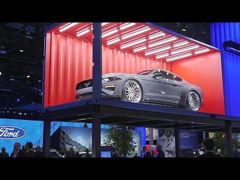 2019 Ford NAIAS Standından derlenen ilginç görüntüler