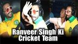 Apni Cricket Team Ranveer de Villiers Ke Sath