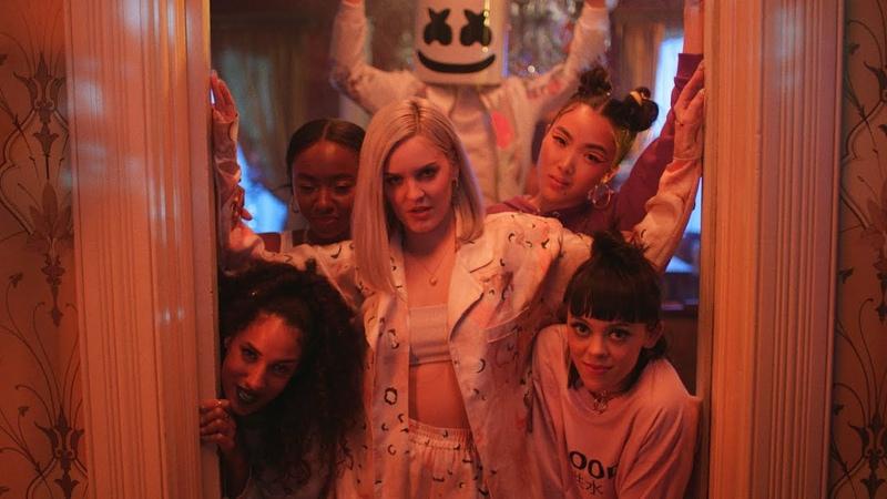 Marshmello Anne Marie FRIENDS Music Video *OFFICIAL FRIENDZONE ANTHEM*