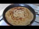 Рецепт турецкого катмера с тахином Слоеное тесто с тахиновой пастой