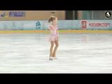 Мария КАПИЧНИКОВА - на призы Юниор ТВ 2018 (Maria KAPICHNIKOVA)