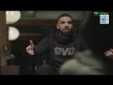 Интервью Drake для LeBron James (Русская озвучка)