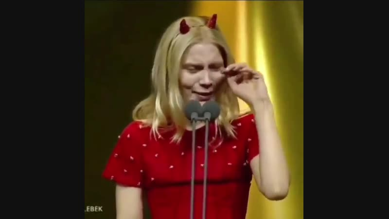 Altın Kelebek' Aleyna Tilki