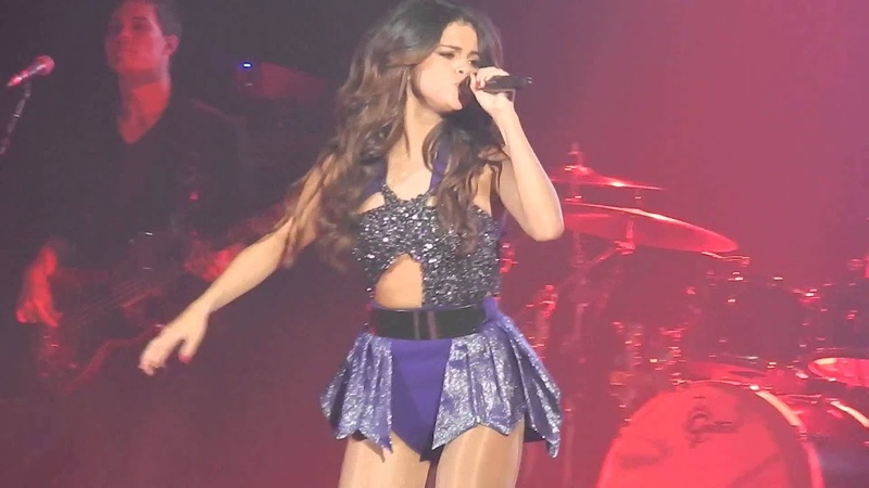SELENA GOMEZ - I Love You Like a Love Song STARS DANCE TOUR HIDALGO,TX.