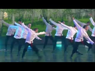 Русский танец Лето, Ансамбль народного танца им. Игоря Моисеева