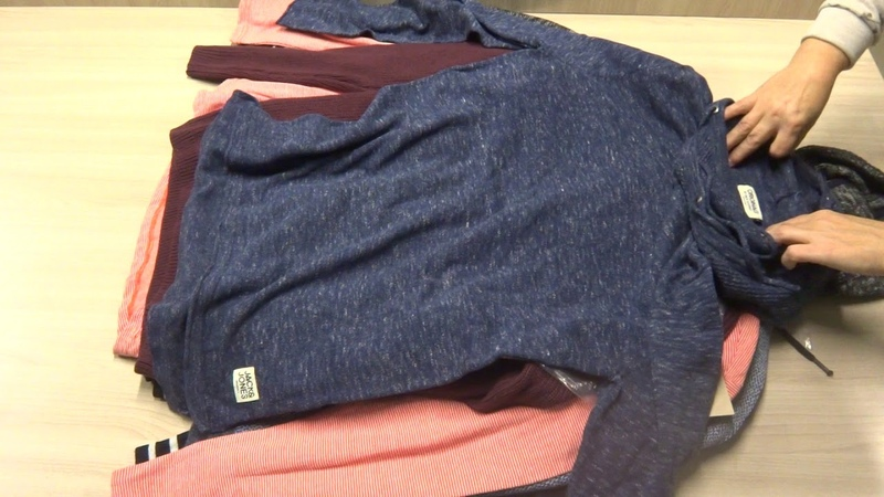 Tom Tailor Jones свитерочки муж сток 20 шт 940 руб лот 6
