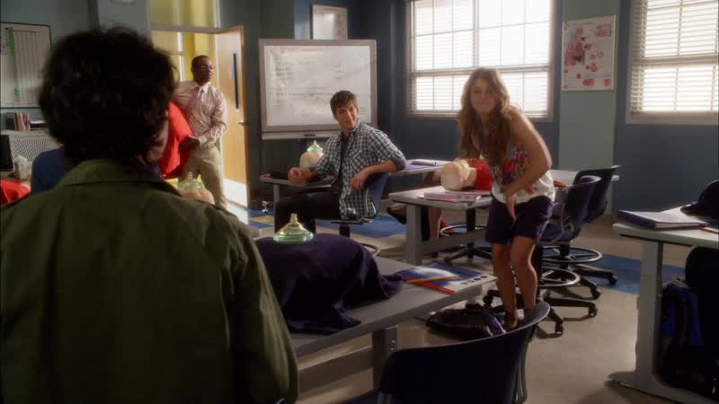 90210: The Next Generation 1.23 — Zero Tolerance [Eng/x720]