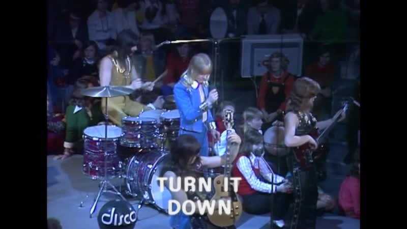 SWEET - Turn It Down 23.11.1974