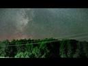 Млечный путь и метеорный поток Персеиды (The Milky way and Perseid meteor shower)