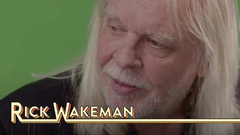 Rick Wakeman In Conversation With Simon Mayo - Jane Seymour