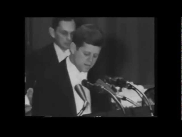 John F. Kennedy Address before the American Newspaper Publishers Association April 27 61