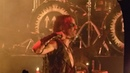 Watain Erik gets distracted by a person on stage see what he whishes that person