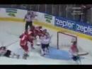 Финал ЧМ по хоккею 2008 Канада 45 Россия