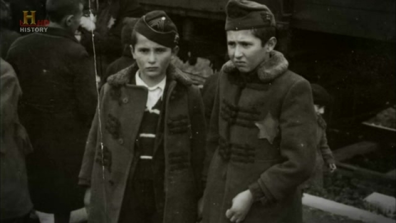 Освенцим. Путешествие в ад (2013)