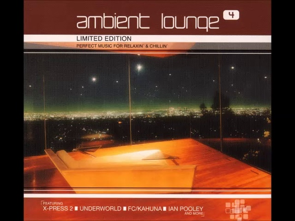 07 SVEN van HEES Born to be mild V A AMBIENT LOUNGE Vol 4 CDI