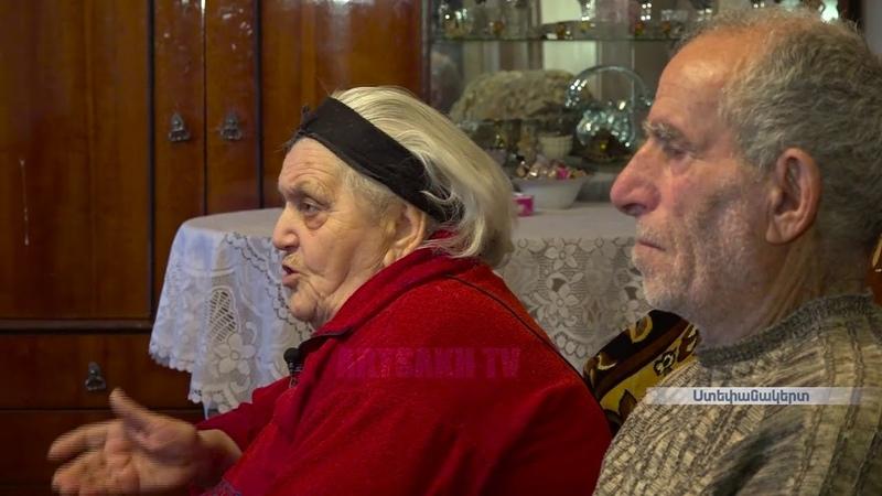 Ժամանակը նրանց վերքը չի բուժում Բաքվի հայ 1