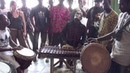 Fantastic Balaphone djembe dunun players in Conakry Guinea