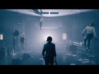 Control Gameplay EGX 2018