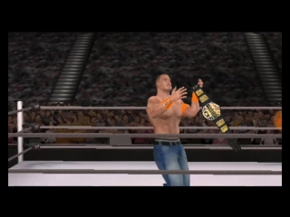 SFW Elimination Chamber  2 Part 1 (WWE SmackDown vs RAW 2011)