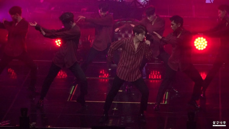 [02.11.18] Концерт Ухёна Arbor Day, день 1 | Nam Woohyun - I Swear