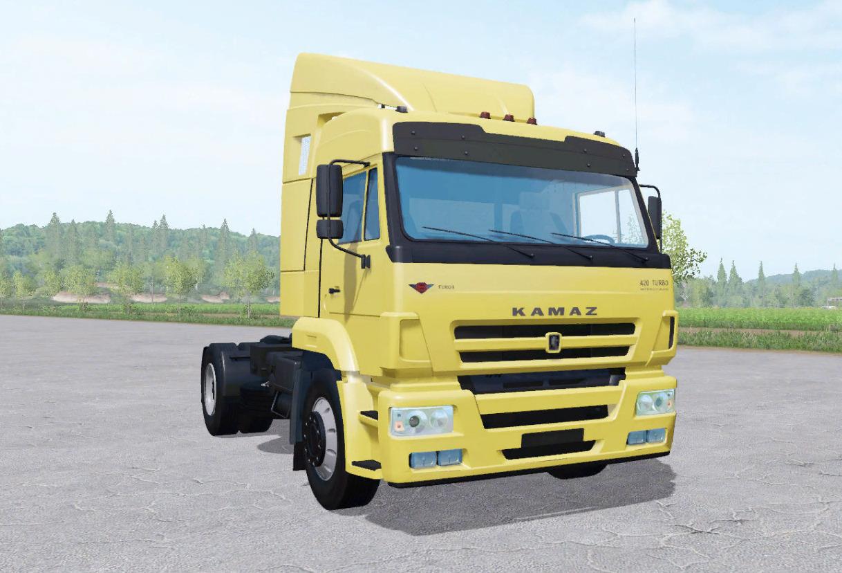 КАМАЗ 5460 V3.0