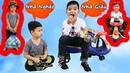 Con Nhà Giàu Con Nhà Nghèo ♥ Bài Học Ý Nghĩa ♥ Min Min TV Minh Khoa