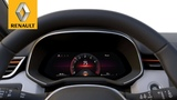 All-new Renault Clio  Instrument Cluster