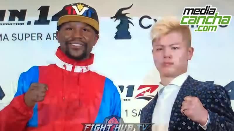 Mayweather enfrentará a peleador de kickboxing