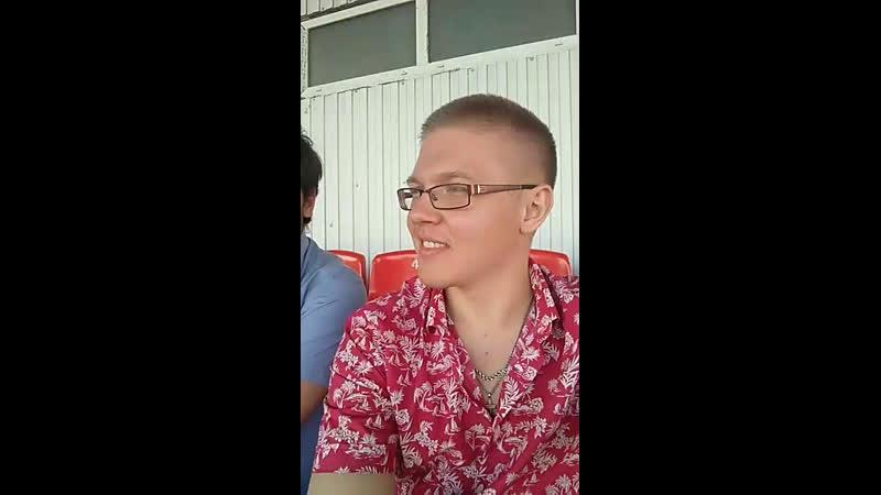 Матч Спартак Нальчик - Машук КМВ